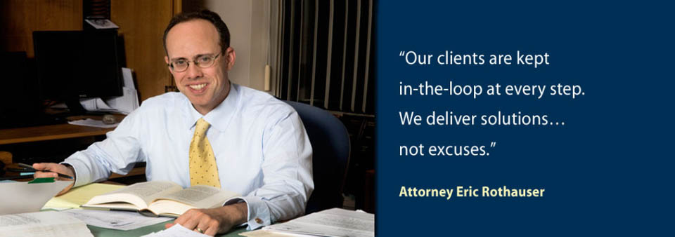 Attorney Eric Rothauser